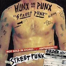 HUNX AND HIS PUNX - STREET PUNK  CD  12 TRACKS GARAGE ROCK  NEU