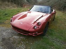 TVR Chimaera 500 HC 68k 1997 Project - Runs and Drives - will split this up