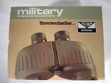 Rare 1986 Steiner Military 7x50 EB GA VW 544 Binoculars, New in Box NIB NOS