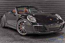 New listing  2017 Porsche 911 Carrera 4S Cabriolet