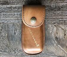 Leatherman Heritage Leather Snap Sheath. Medium: Wave, Charge TTi, AL, Skeletool