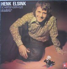 HENK ELSINK - SCHERTSENDERWIJZE  - LP