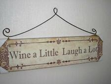 Unbranded Wooden Decorative Indoor Signs/Plaques