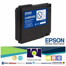 Genuine Epson C33S020580 SJMB3500 Maintenance Box for TM-C3500 US Location