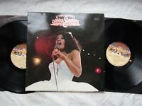 DONNA SUMMER  double lp set LIVE AND MORE rare triple gimmick sleeve