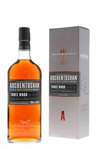 Auchentoshan Three Wood Whisky 0,7L (43% Vol.)