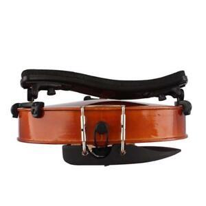 Professional Violin Shoulder Rest Pad Support Size 3/4 4/4 Comfort Stability C