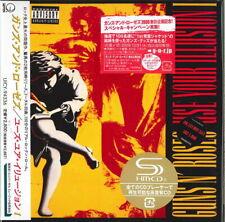 GUNS N' ROSES-USE YOUR ILLUSION 1-JAPAN MINI LP SHM-CD Ltd/Ed G00