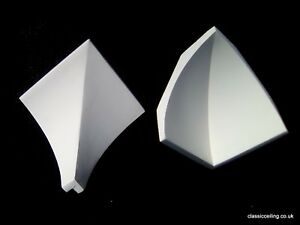 127mm or 100mm plain ((JOINERS)) cove corner  Internal or external mitre