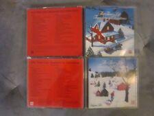 The Time Life Treasury of Christmas Music Volumes 1 & 2 - $ CD Set 92 Tracks