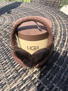 Ugg Ear Muffs - Brown