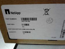 NetApp X5713A-R6  IOM6 SAS 6GB R6 CONTROLLER