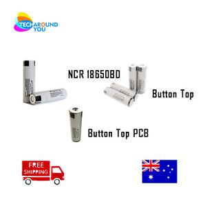 Panasonic NCR 3200BD Flat/Button Top/PCB 3200mah 10A 3.6V Rechargable Battery
