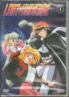 Lost Universe Mission 1 DVD ITA. Shin Vision