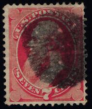 Scott #149 VF - Stanton - 7c Vermilion - Used - 1871