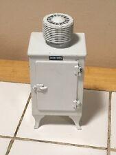 Vtg American Miniatures Dollhouse Refrigerator Designed By Jacqueline Kerr Deibe