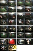 Super 8mm-Privatfilm von 1972-Fußball-Sport wohl Oberliga in NDR Shirts