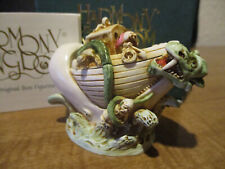Harmony Kingdom Camelot Sea Serpent Event Pc Uk Made Box Figurine Le 800 2xSgn