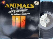 Animals OZ Reissue LP Most of the Animals EX Axis Eric Burdon R&B Blues Rock