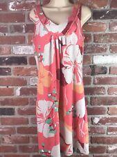 Boden Midi Mini Dress Sleeveless Cotton Size 8 M