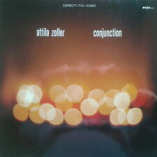 "12"" Attila Zoller Conjunction (Keserges For Albert) Direct To Disc Limited Edit"