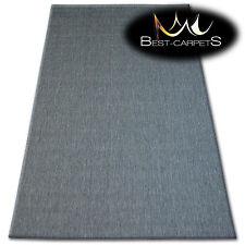 MODERN NATURAL SISAL RUG 'FLAT' PRACTICAL Plain Carpet  FlatWeave Easy Clean