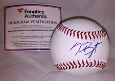 Kris Bryant Signed Autographed OML Baseball Cubs Fanatics