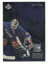 1998-99 Upper Deck McDonald's Gretzky Teammates - #T8 - Mike Richter - Rangers