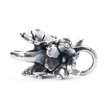 Trollbeads Sterling Silver Carolina Jessamine Lock Taglo-00047
