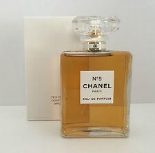 CHANEL No 5 Paris 3.4oz/100ml EAU DE PARFUM Spray TSTR No Cap New in Box On Sale
