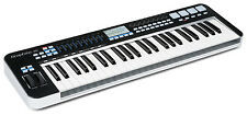 neue samson graphite 49 key usb midi keyboard controller mit komplete elements