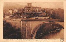 le Pont de Vieille-Brioude sur l'ALLIER
