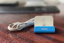 Belkin Lightning cargar y sincronizar Muelle De Escritorio Con Cable De 3 pies para Apple iPhone,