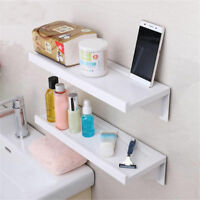 Bathroom Shelf Holder Shower Storage Rack Caddy Shampoo Organiser Suction Cups