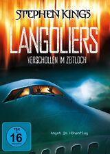DVD * STEPHEN KING - THE LANGOLIERS - VERSCHOLLEN IM ZEITLOCH  # NEU OVP +
