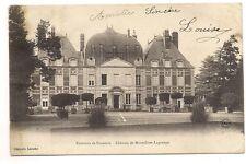 environs de sancerre ,chateau de montalivet lagrange  cher 1904