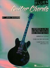 Blues You Can Use Book of Guitar Chords - Guitar Educational NEW 000695082