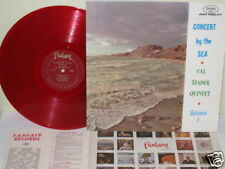CAL TJADER - Concert by the Sea V.2 ~ FANTASY 3341 {dg} w/promo insert ->RED WAX