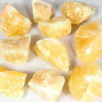 1 kg Orangencalcit Rohsteine Wassersteine Edelsteine Wasseraufbereitung