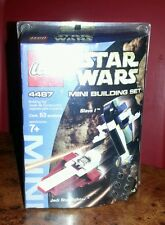 Lego Star Wars Mini Building Jedi Starfighter And Slave I (4487)