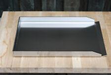 Plancha / Grillplatte / Bratplatte / BBQ/ 480 x 310 x 4mm Edelstahl