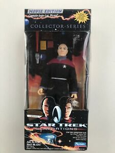 NIB 1994 Star Trek Movie Edition Captain Jean-Luc Picard Figure NEW