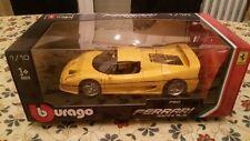 Ferrari F50(Burago)gialla