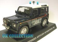 1:43 Carabinieri/Police-LAND ROVER DEFENDER ARTIFICIERI ANTISABOTAGGIO 1998 (63)