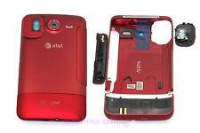 Para HTC Deseo HD A9191 G10 Rojo Original De La Cubierta Completa Cubierta Trasera Batería Caso