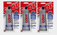 Amazing Goop 150011 Plumbing Goop Contact Adhesive & Sealant (Lot of 3)