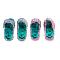 Foot Massage Slippers Health Magnetic Acupuncture Feet Care Massager Shoes