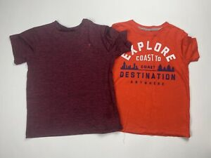 Boy Size 8 Old Navy Shirts One Active One Tshirt