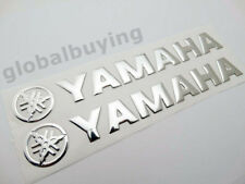 Motorcycles Emblem Decals for YAMAHA Badge Soft Gas Tank Fairing Stickers Custom