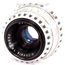 E. Ludwig meritar 2.9/50 50 mm Lente F2.9 - Fast Prime-Exakta/exa + Ajuste digital